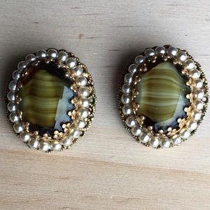 Vintage West Germany Earrings